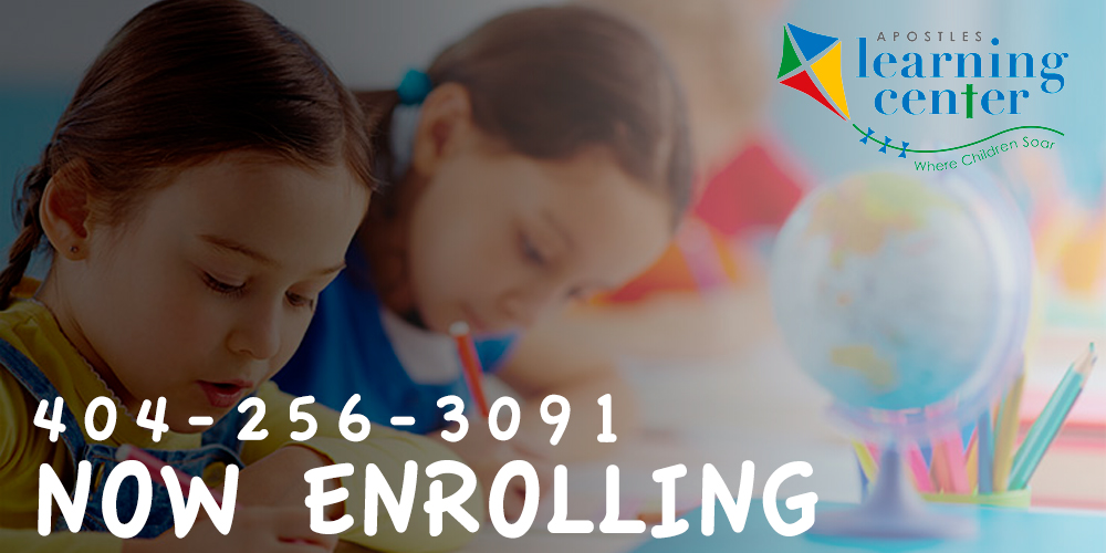 Now Enrolling at Apostle Learning Center
